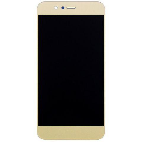inlocuire display cu touchscreen si rama huawei nova 2 pic-al00 gold