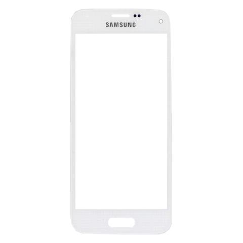 schimbare sticla geam display samsung sm-g800f galaxy s5 mini alb