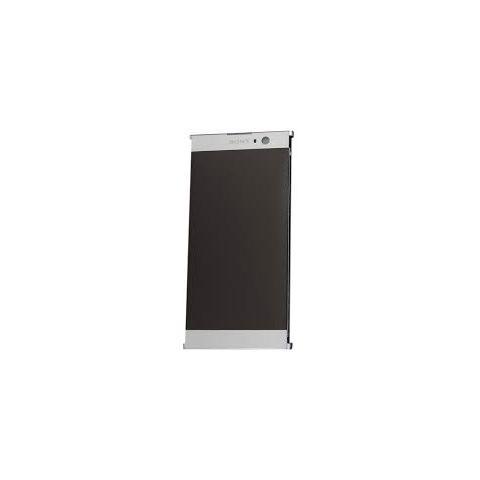 inlocuire display cu touchscreen si rama sony h3113 xperia xa2  h4113 xperia xa2 dual argintiu