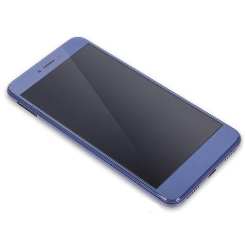 inlocuire display touchscreeni rama huawei honor 8 lite nova lite gr3 2017 albastru