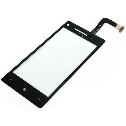 inlocuire geam touchscreen htc windows phone 8x accord