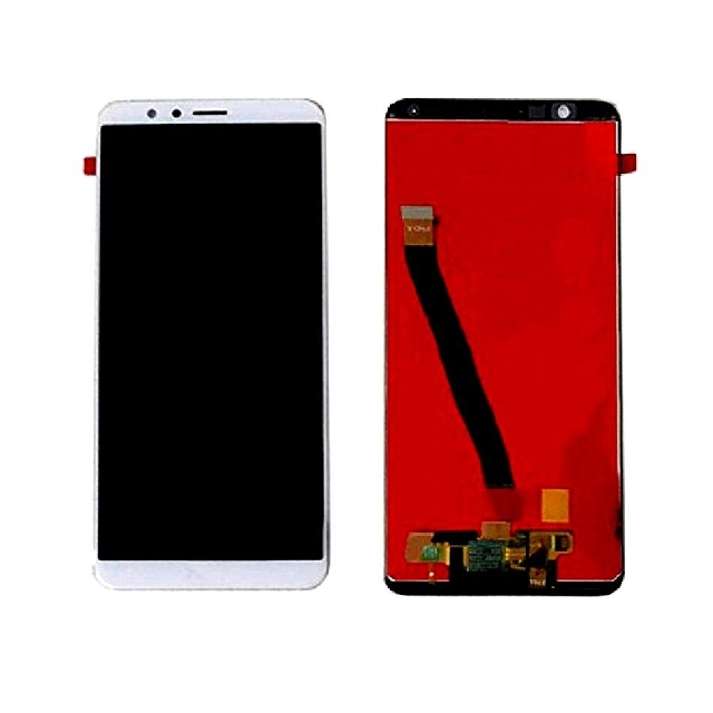 inlocuire display touchscreen huawei honor 7x bnd-l21 alb