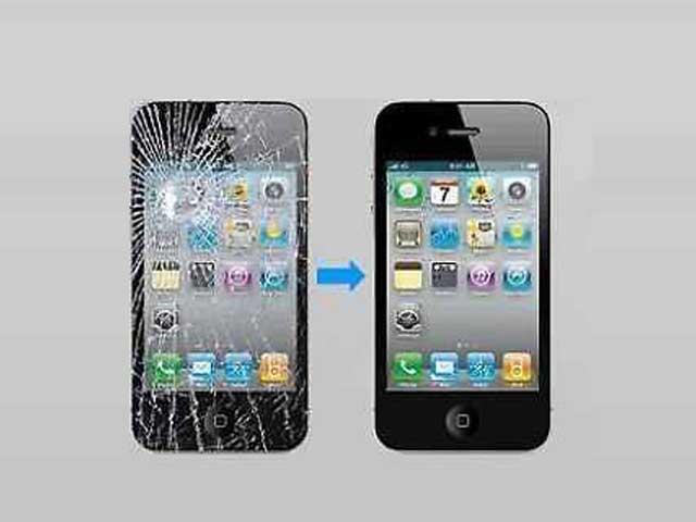 inlocuire schimbare geam sticla touchscreen iphone 4 4s