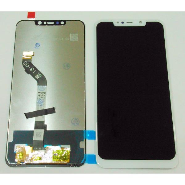 inlocuire display cu touchscren xiaomi pocophone f1 alb