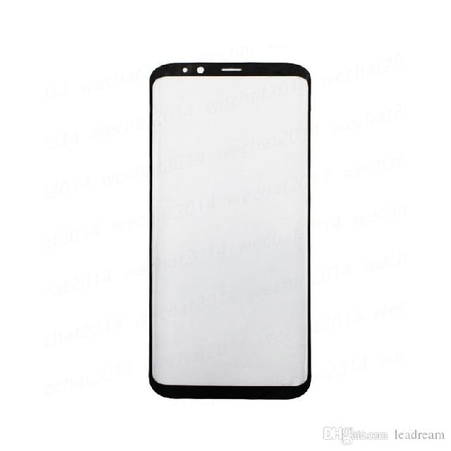 inlocuire geam sticla ecran display samsung s8 plus sm-g955f negru
