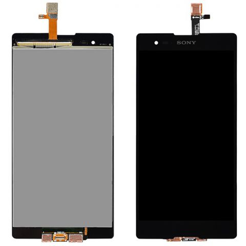 display cu touchscreen sony d5303 d5306 xperia t2 ultra
