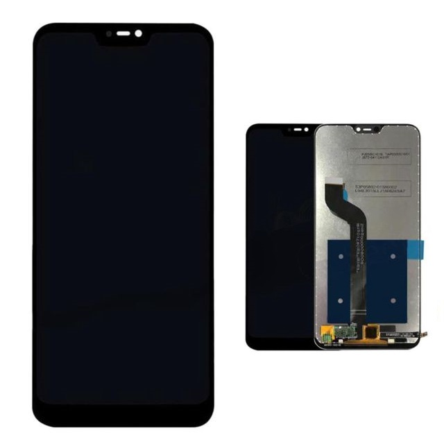 inlocuire display cu touchscreen xiaomi mi a2 lite redmi 6 pro negru