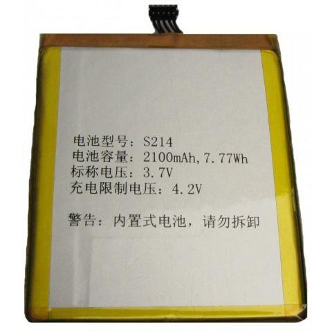 inlocuire baterie acumulator s214 allview p6 quad original