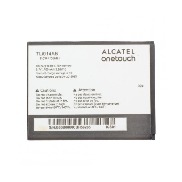 acumulator baterie alcatel tli1014ab onetouch glory 2 inspire 2
