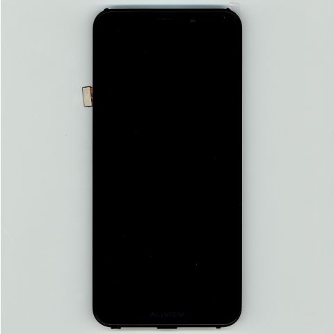 inlocuire display cu touchscreen si rama allview x4 soul infinity l original