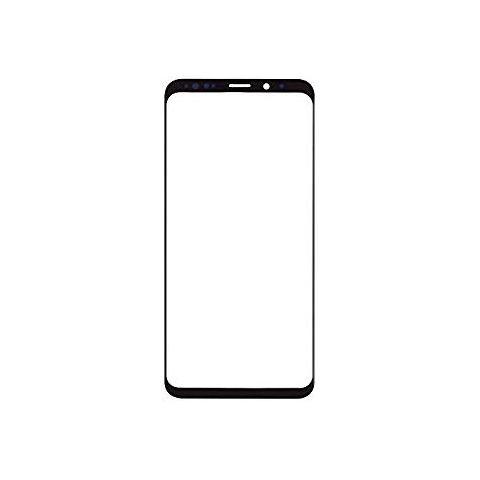 inlocuire geam sticla ecran display samsung s9 plus sm-g965f negru