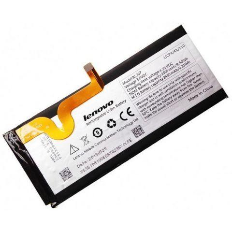 inlocuire baterie acumulator lenovo k900 bl207 original