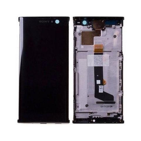 inlocuire display cu touchscreen si rama sony h3113 xperia xa2  h4113 xperia xa2 dual