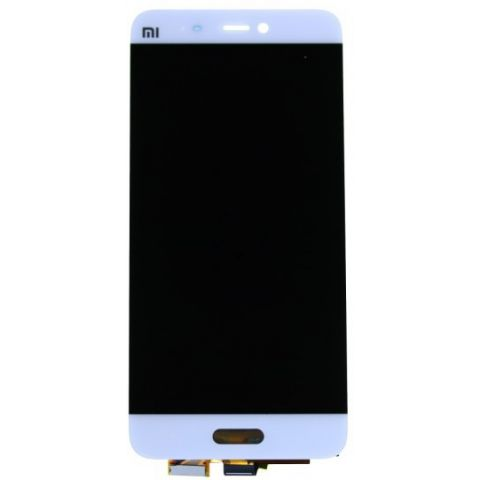 inlocuire set display touchscreen xiaomi mi 5 alb original