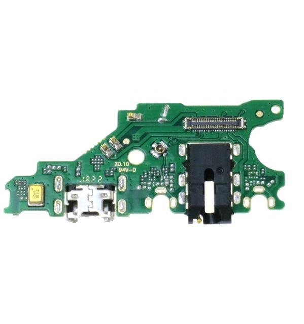 inlocuire modul mufa incarcare microfon jack huawei p smart plus 2018 nova 3i ine-lx1 ine-lx2