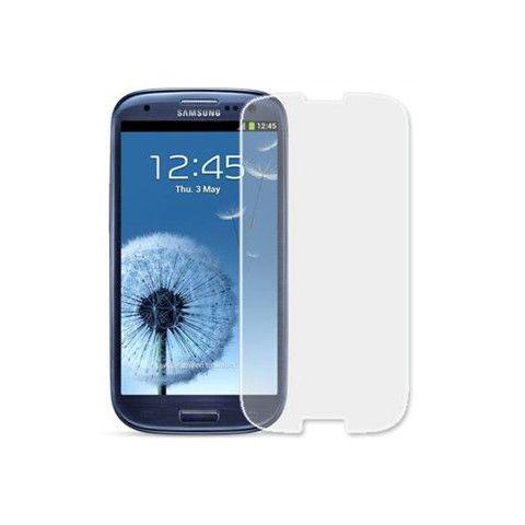 aplicare folie sticla geam protectie samsung galaxy s4 i9500i9505