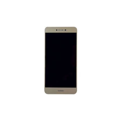 inlocuire display cu touchscreen huawei p8 lite 2017 gold