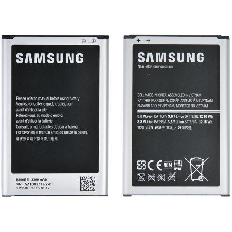 inlocuire baterie acumulator samsung b800be n9000 n9002 n9005 galaxy note 3