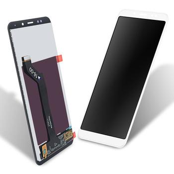 inlocuire display cu touchscreen xiaomi redmi 5 plus alb note 5