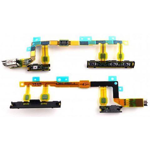 inlocuire banda pornire sony d5803 d5833 xperia z3 compact