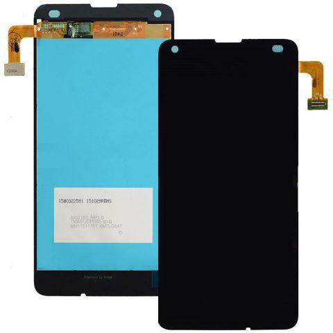 inlocuire set display touchscreen microsoft lumia 550