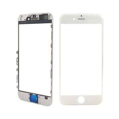 inlocuire geam sticla ecran display iphone 7 alb original