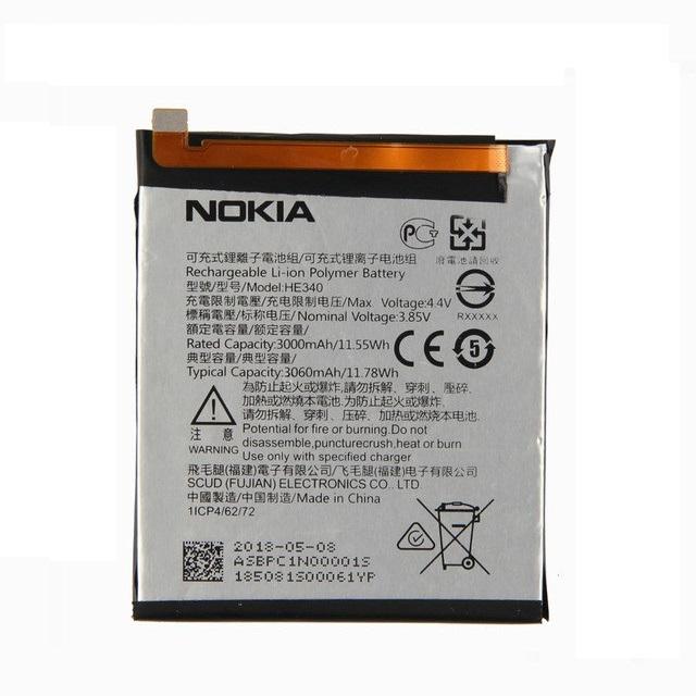 inlocuire baterie acumulator nokia 7 he340
