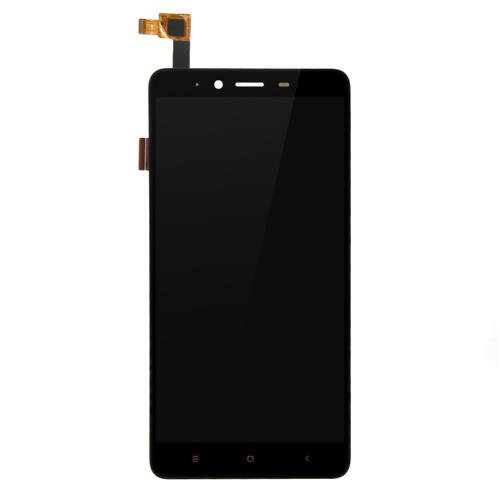 inlocuire display cu touchscreen xiaomi redmi note 2 black