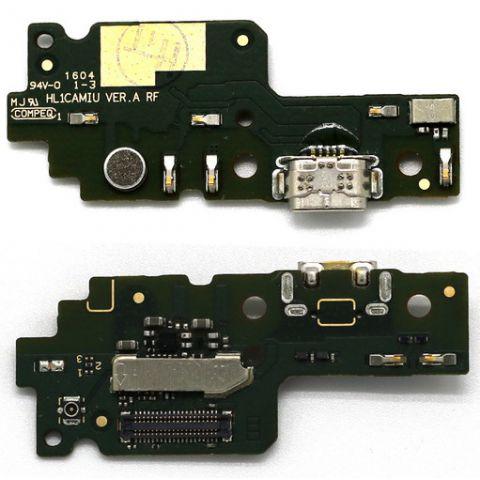 placa cu conector alimentare si date huawei y6ii compact honor 5a lyo-l01
