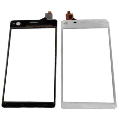 inlocuire geam touchscreen sony e5333 e5343 e5363 xperia c4 dual