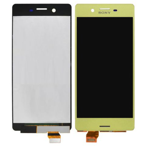 display cu touchscreen sony f5121 xperia x f5122 xperia x dual lime gold