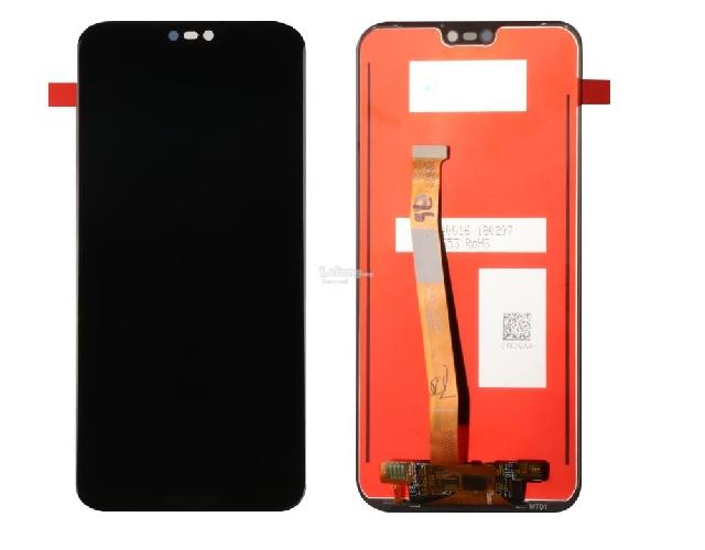 inlocuire set display cu touchscreen huawei p20 lite negru original