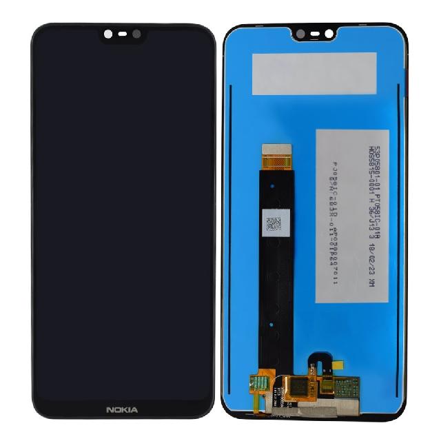 inlocuire display cu touchscreen nokia 61 plus nokia x6