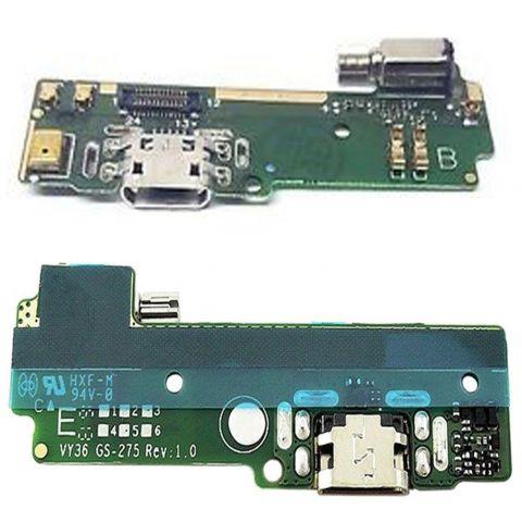 inlocuire modul incarcare sony f3111 xperia xa f3112 f3115 f311