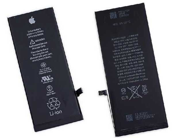 inlocuire baterie acumulator apple iphone 6s plus