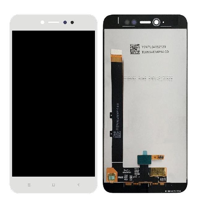 inlocuire display cu touchscreen xiaomi redmi 5a alb