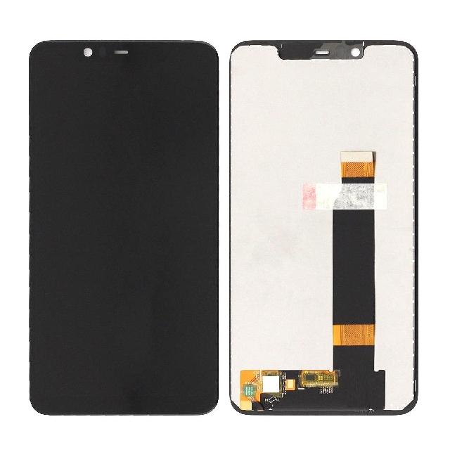 inlocuire display cu touchscreen nokia 51 plus  nokia x5