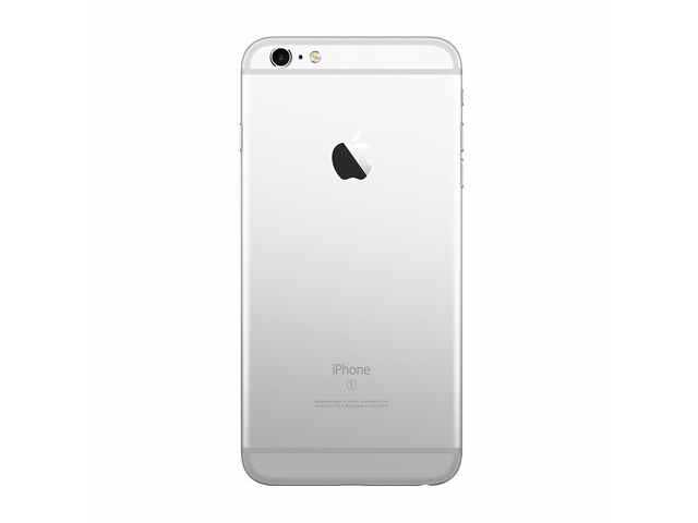 inlocuire carcasa capac spate apple iphone 6s silver