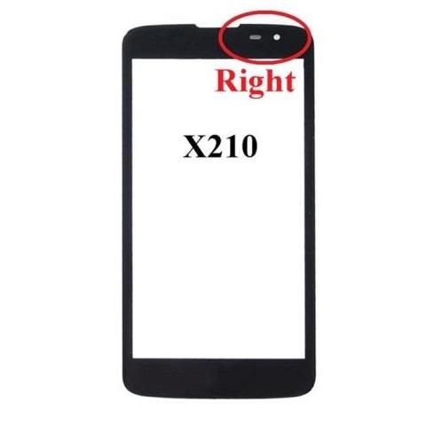 inlocuire geam sticla display lg k7 x210
