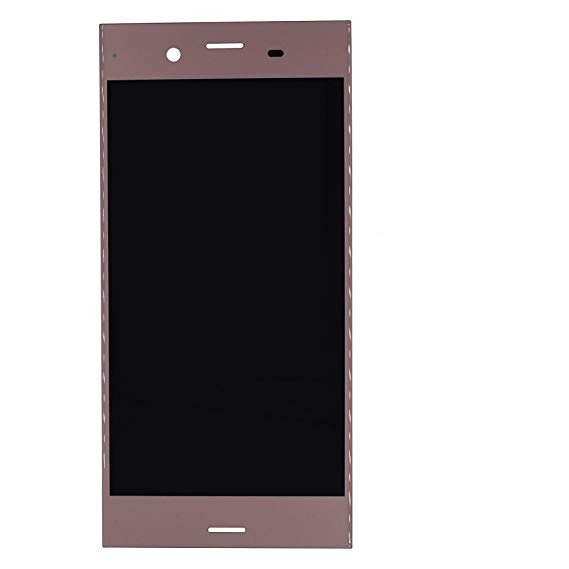 inlocuire display cu touchscreen sony xperia xz1 f8341 f8342 g8341 g8342 pink