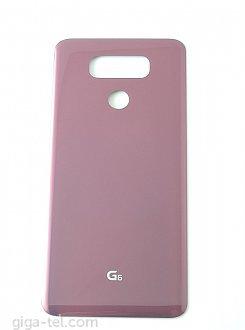 inlocuire capac baterie lg g6 h870 raspberry rose