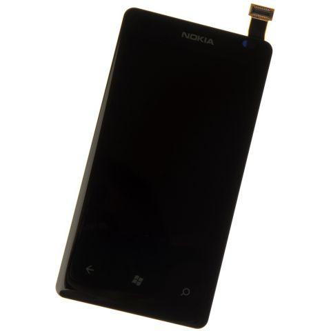 inlocuire display touchscreen rama nokia 505 lumia 800 lumia sea ray