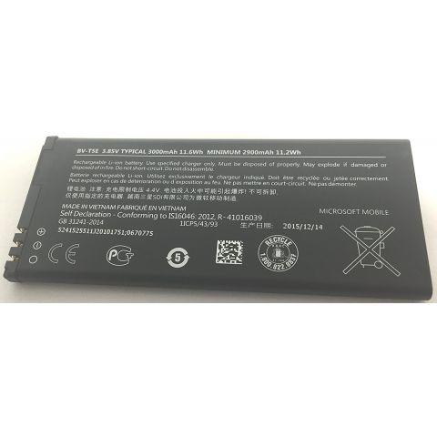 inlocuire baterie acumulator microsoft bv-t4d lumia 950 xl