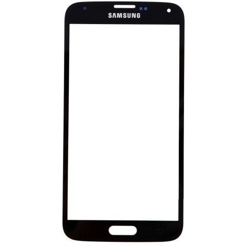 inlocuire sticla geam display samsung sm-g900f galaxy s5 negru