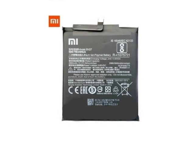 inlocuire acumulator baterie xiaomi redmi 6 redmi 6a bn37