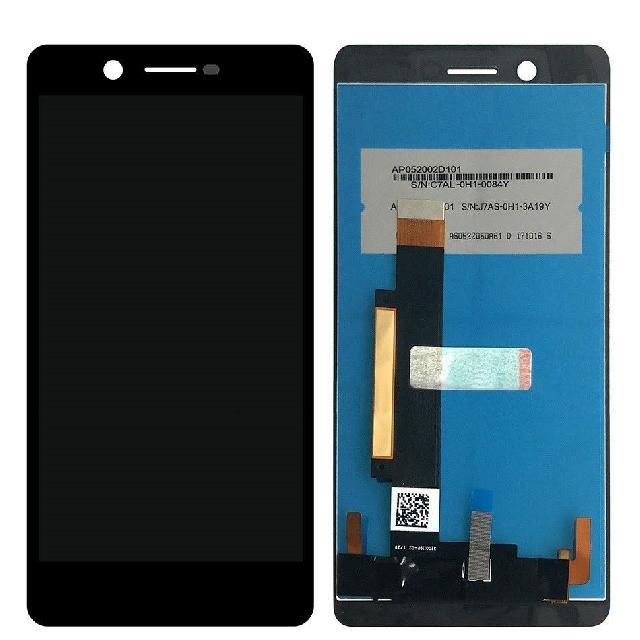 inlocuire display cu touchscreen nokia 7 ta-1100  ta-1085 ta-1096 ta-1095