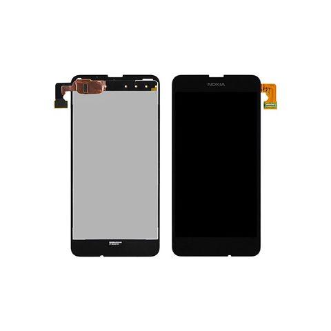 inlocuire set display touchscreen nokia 630 lumia 635 lumia