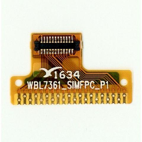 inlocuire banda cu conector cititor sim allview p9 energy mini