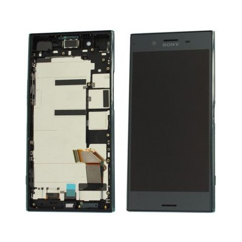 inlocuire display cu touchscreen si carcasa sony xperia xz premium g8141 g8142