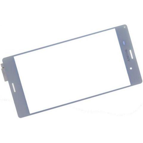 inlocuire geam touchscreen sony d6603 d6643 d6653 d6616 xperia z3 alb
